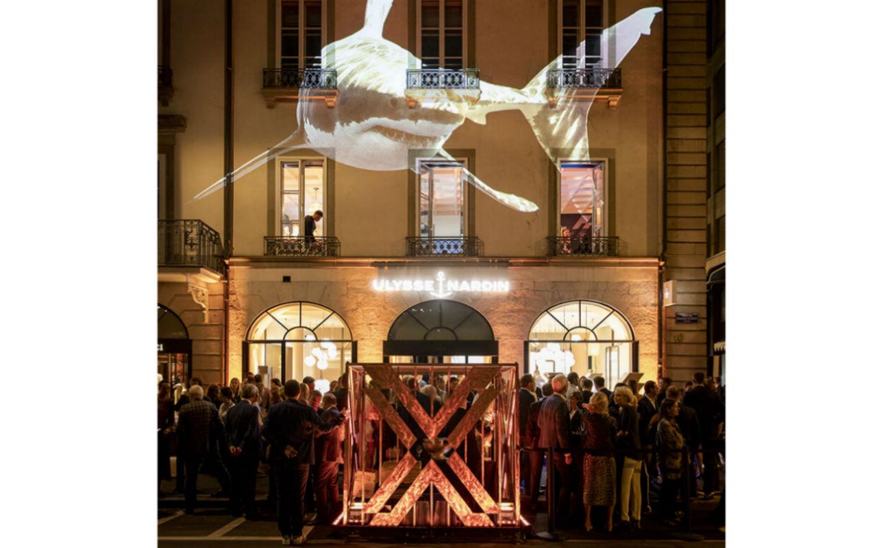 Ulysse Nardin inaugura boutique