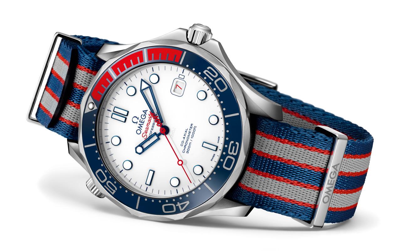 "Omega Seamaster Diver ""Commander's Watch"", el estilo James Bond"