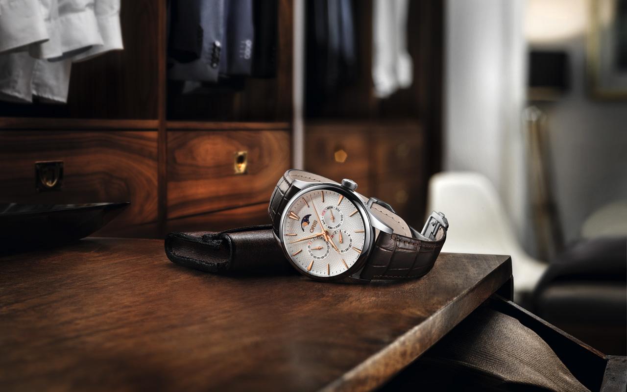 Oris Artelier Complication, el arte de la relojería tradicional
