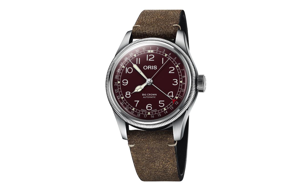 Oris, tradición en relojes de aviador