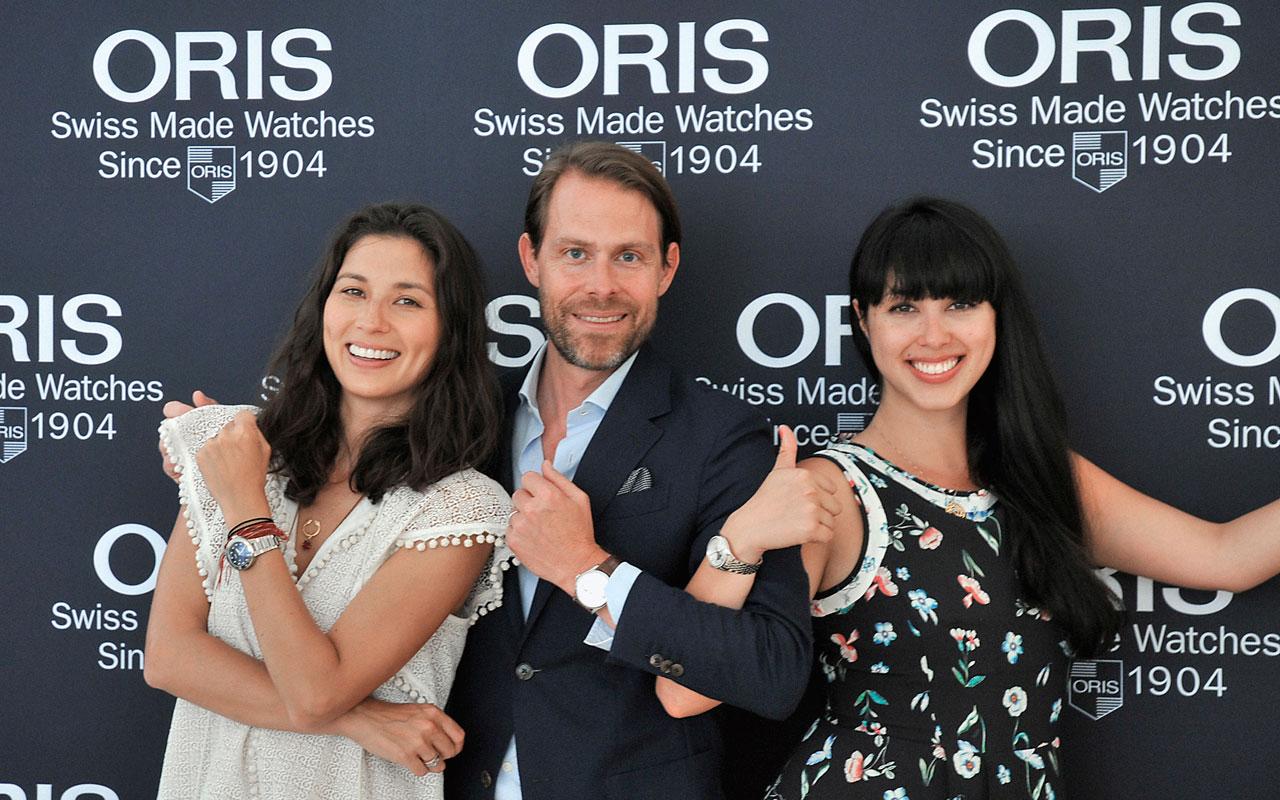 Oris y Hemsley + Hemsley, por el arte del buen vivir
