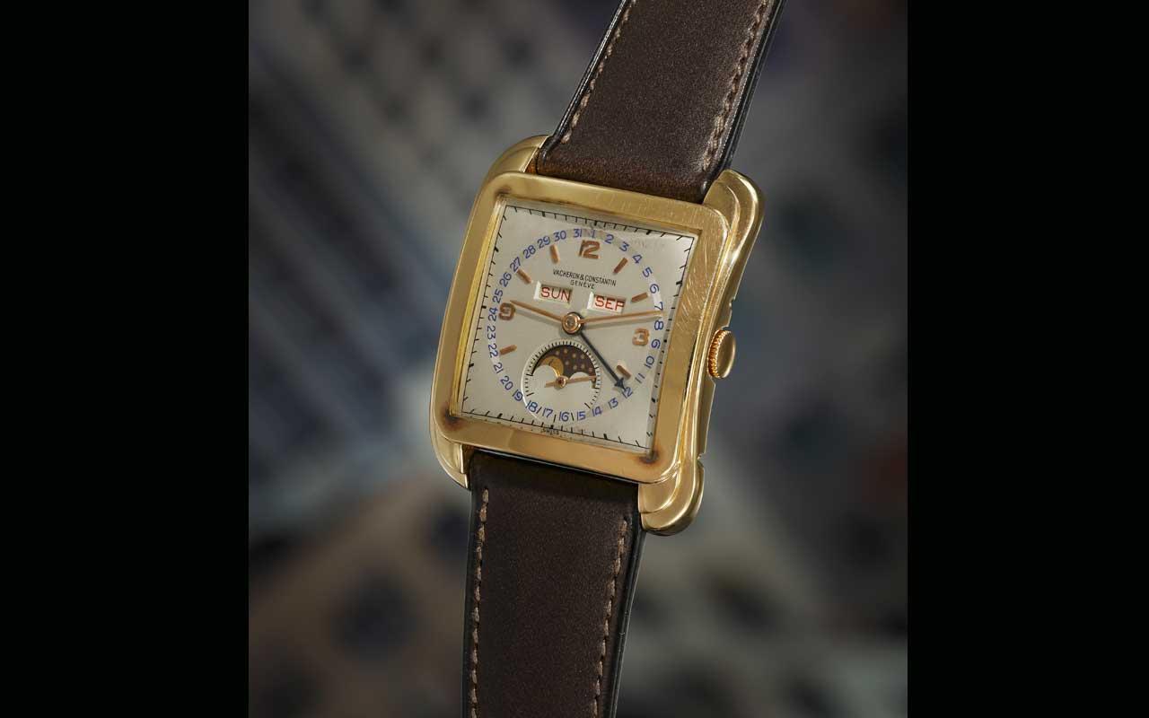 Subastas Phillips venderá 50 relojes del siglo XX