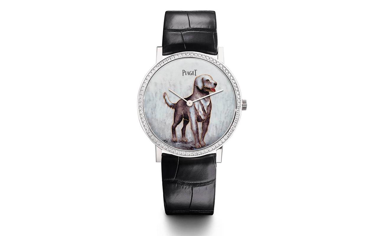 Piaget Altiplano 38 mm Chinese Zodiac celebra el Año del Perro