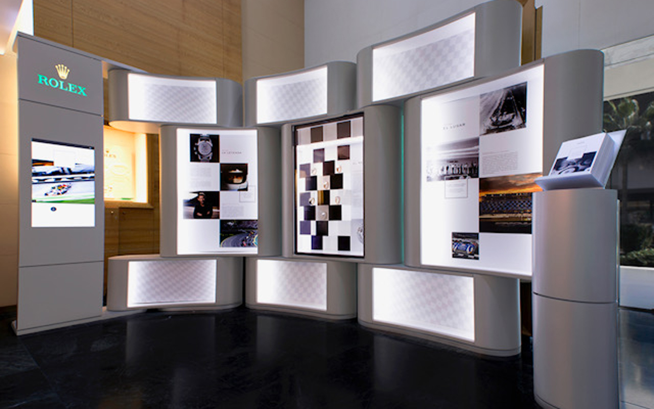 Rolex exhibe el legado Cosmograph Daytona en Guadalajara