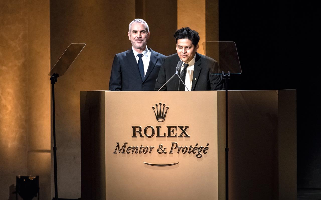 Berlín cierra Mentor & Protégéde Rolex