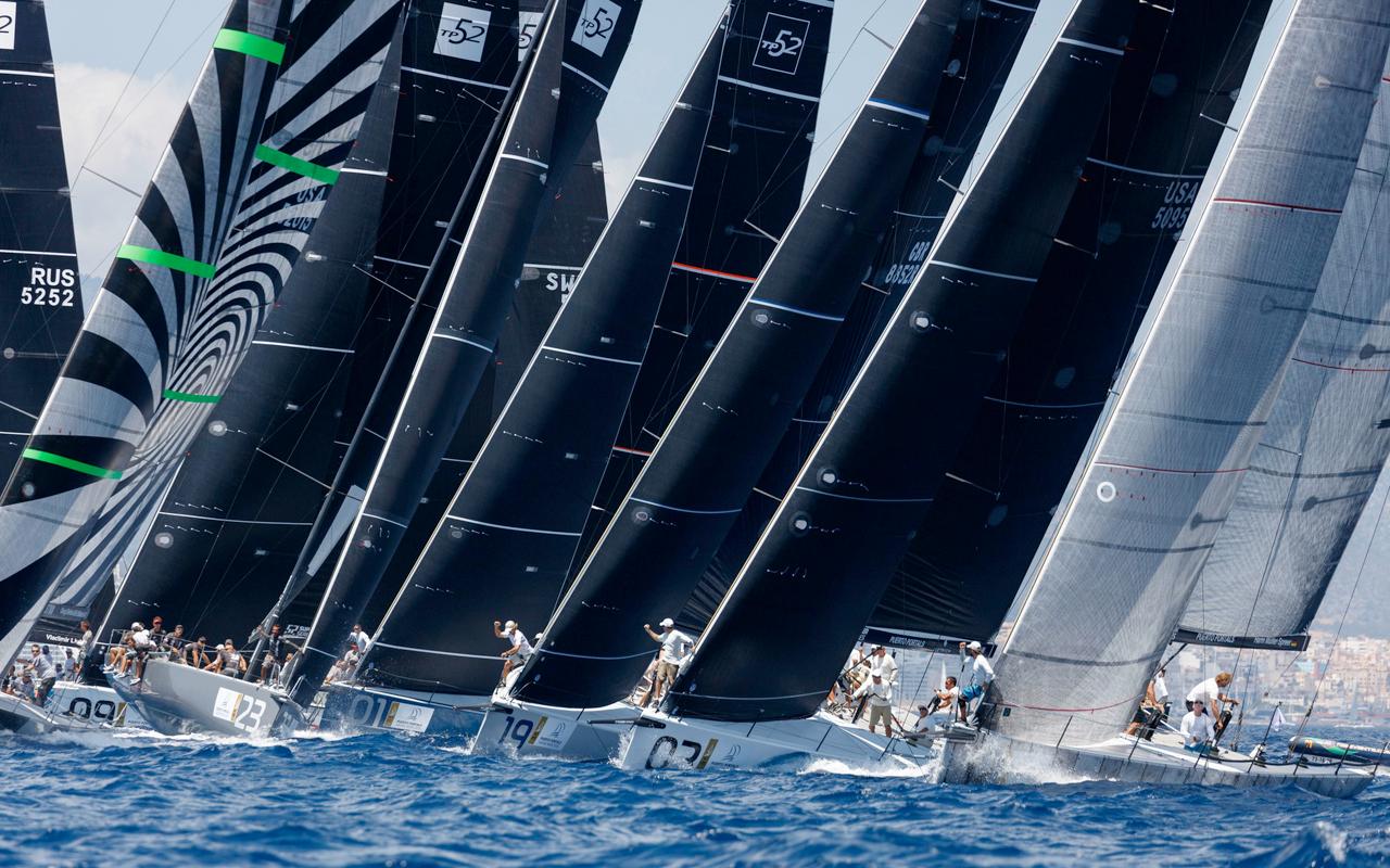 Rolex se asocia con el TP52 World Championship