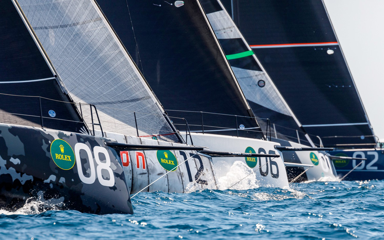 El Rolex TP52 World Championship zarpa en Portugal