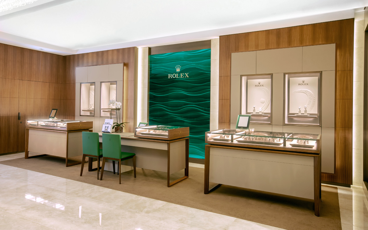 Rolex abre boutique en Luxury Avenue Cancún