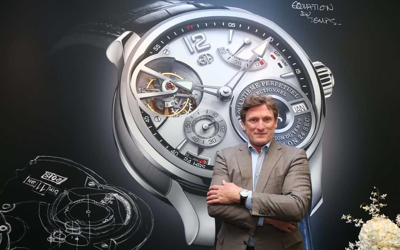 Greubel Forsey se retira de Watches & Wonders