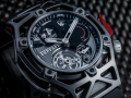 Hublot Techframe Ferrari 70 Years Tourbillon Chronograph, tributo de colección