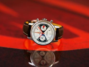 Breitling rinde homenaje al 'vintage'