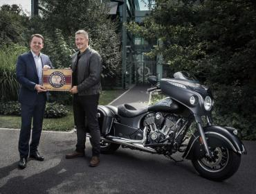 Baume & Mercier se asocia con Indian Motorcycle