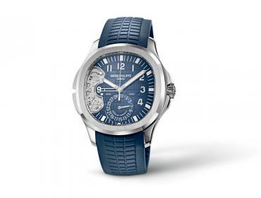 Aquanaut Travel Time Ref. 5650G, el sello de Patek Philippe en innovación