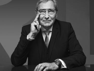 Fallece Roger Dubuis