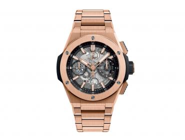 Hublot renueva el Big Bang