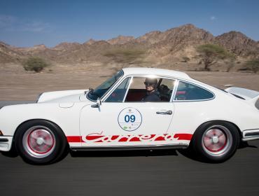 Chopard celebra la primera edición del Chopard Classic Rally Dubai
