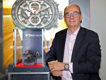"""""""México es el mercado número uno de TAG Heuer en LATAM"""""""