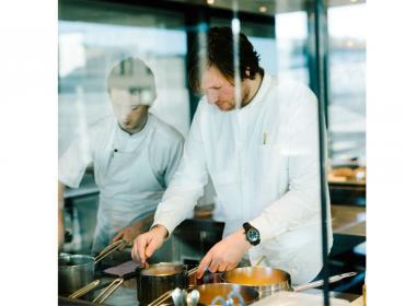 IWC festeja la 'haute cuisine'
