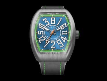 Franck Muller Crazy Hours celebra 15 años
