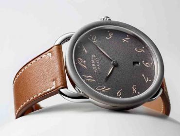 Hermès  Arceau 78, inspiración ecuestre