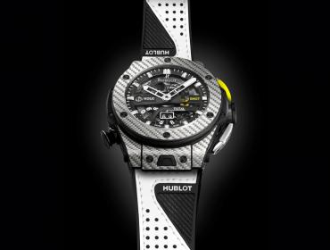 Hublot Big Bang Unico Golf, swing de alta precisión