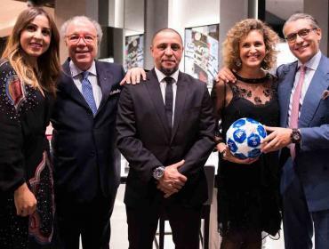 Hublot inaugura su primera boutique en España