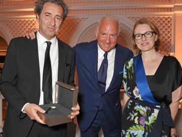 Jaeger-LeCoultre honra al director Paolo Sorrentino
