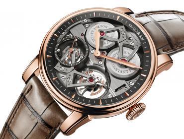 Arnold & Son muestra su patrimonio cronométrico
