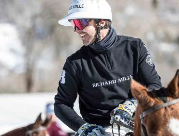 Richard Mille se corona en el polo