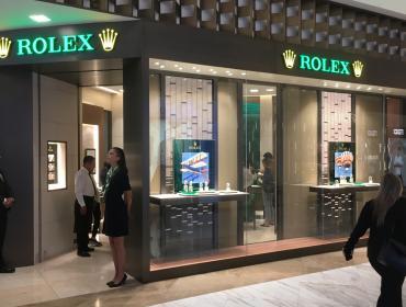 Rolex abre boutique en El Palacio de Hierro