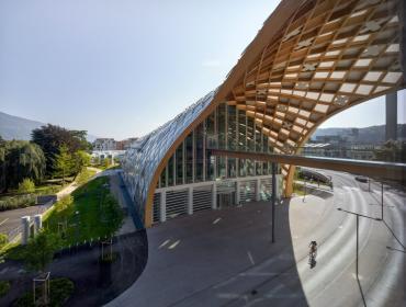 Swatch abre nueva sede en Biel