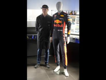 Max Verstappen y TAG Heuer lanzarán edición especial