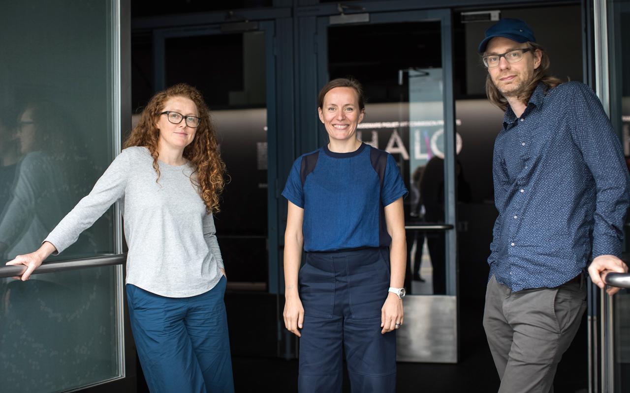 Halo debuta en Art Basel Suiza