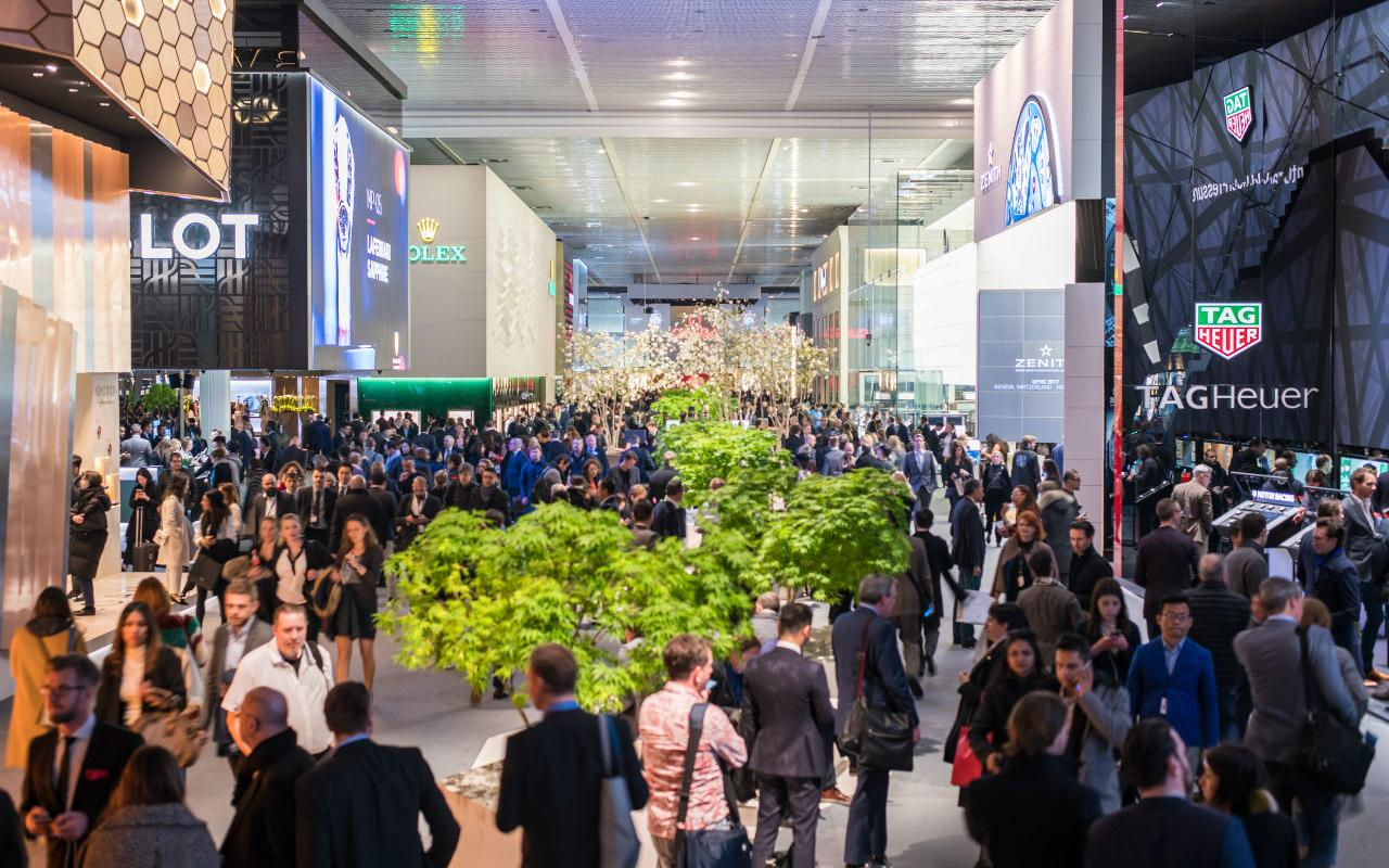 LVMH Group abandona Baselworld
