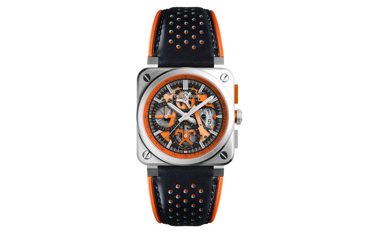 BR 03-94 AeroGT Orange, Bell & Ross más conceptual