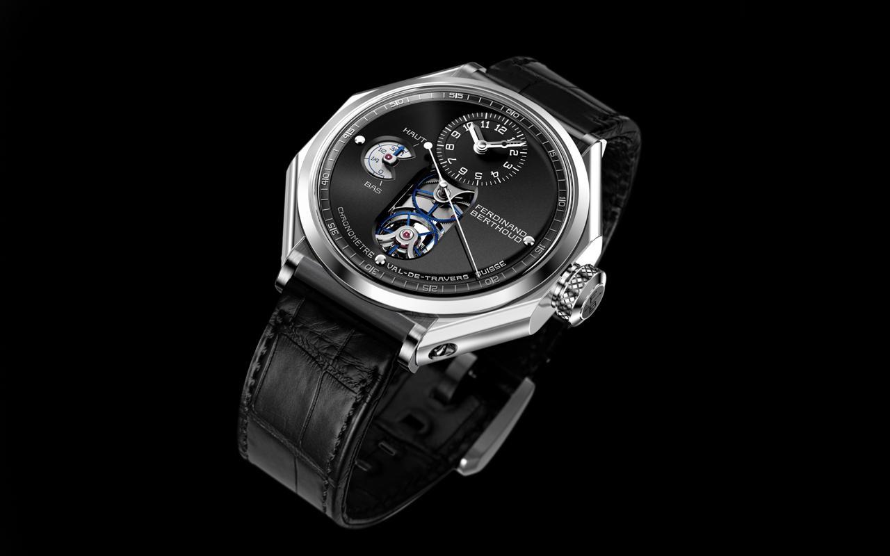 Chronomètre Ferdinand Berthoud FB 1.4, una delicatessen suiza