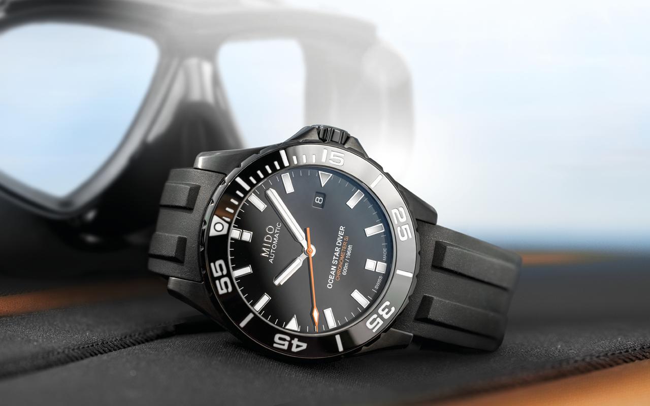 Ocean Star Diver 600 explora las profundidades