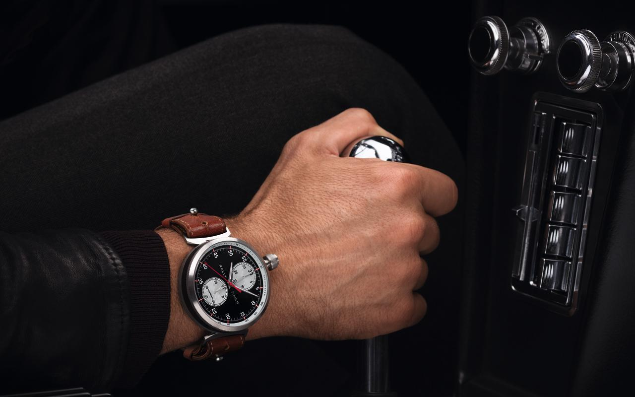 Montblanc TimeWalker Rally Timer Chronograph Limited Edition 100, adrenalina en la pista