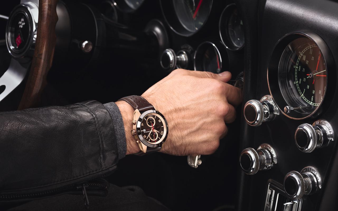 Montblanc TimeWalker Automatic Chronograph, nueva edición en oro rosa y cerámica