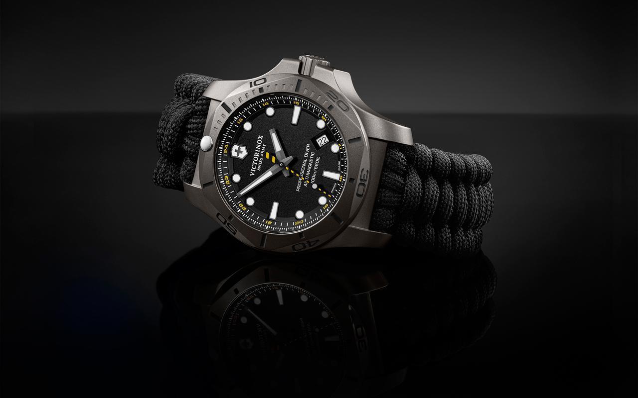 Victorinox I.N.O.X Professional Diver, aventura en titanio
