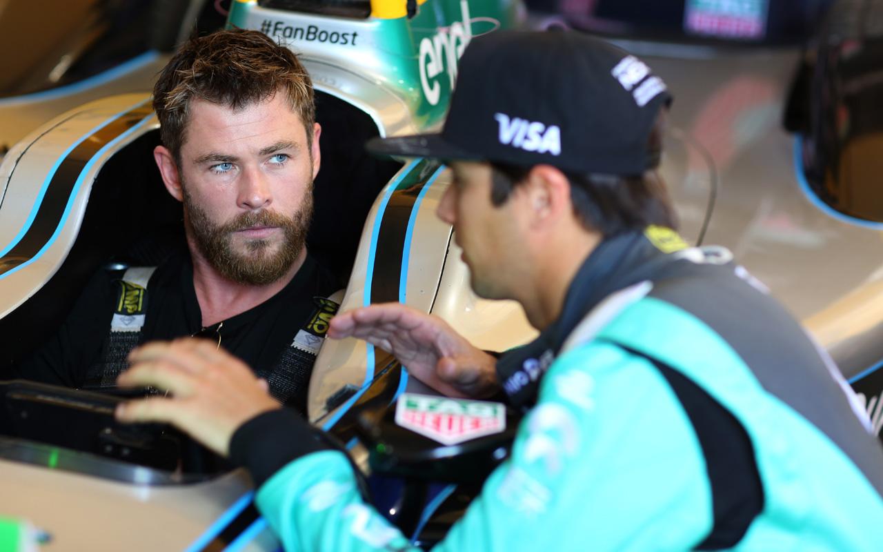 TAG Heuer vive la adrenalina de la Fórmula E