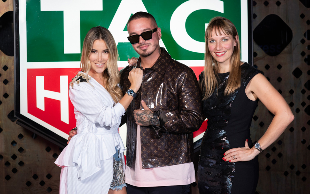 "TAG Heuer presenta el documental ""Noisey Meets: J Balvin"""