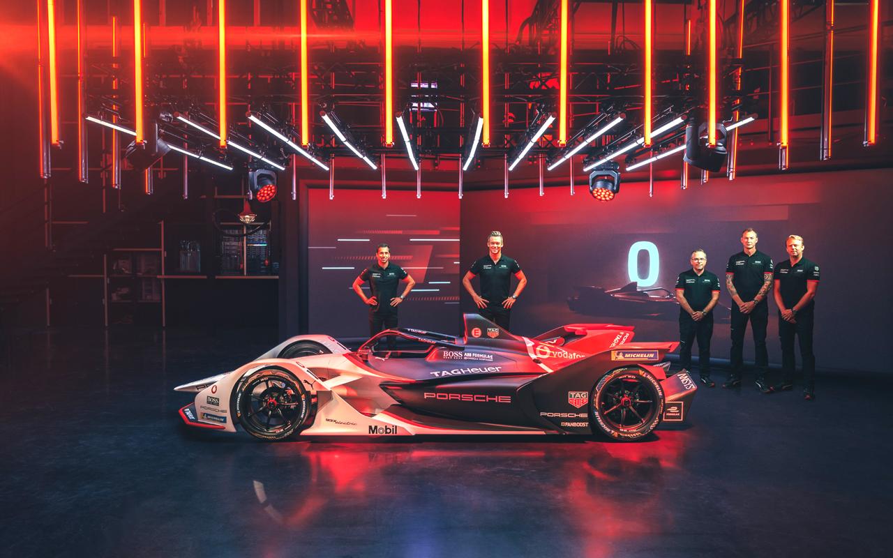 TAG Heuer, socio del equipo de Fórmula E de Porsche