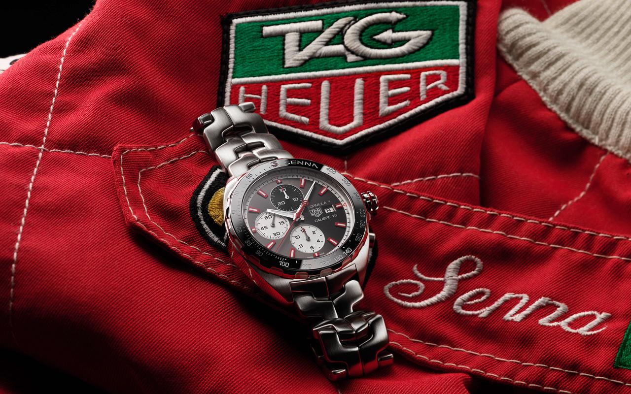 TAG Heuer honra a Ayrton Senna