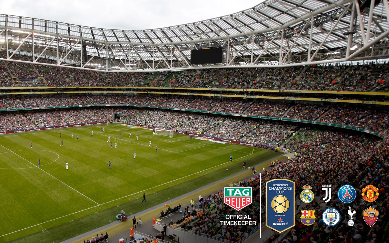 TAG Heuer cronometrará la International Champions Cup