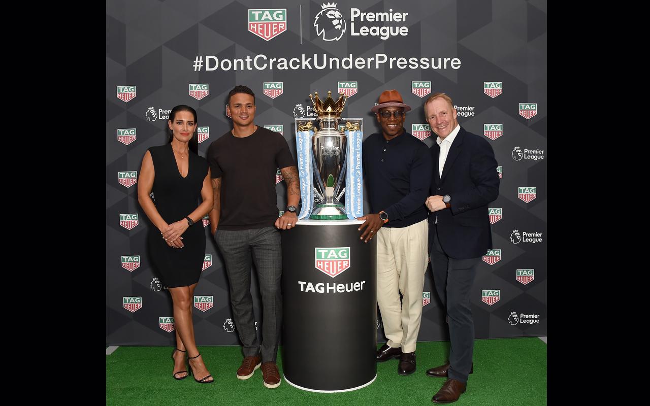 TAG Heuer y la Premier League robustecen sus vínculos