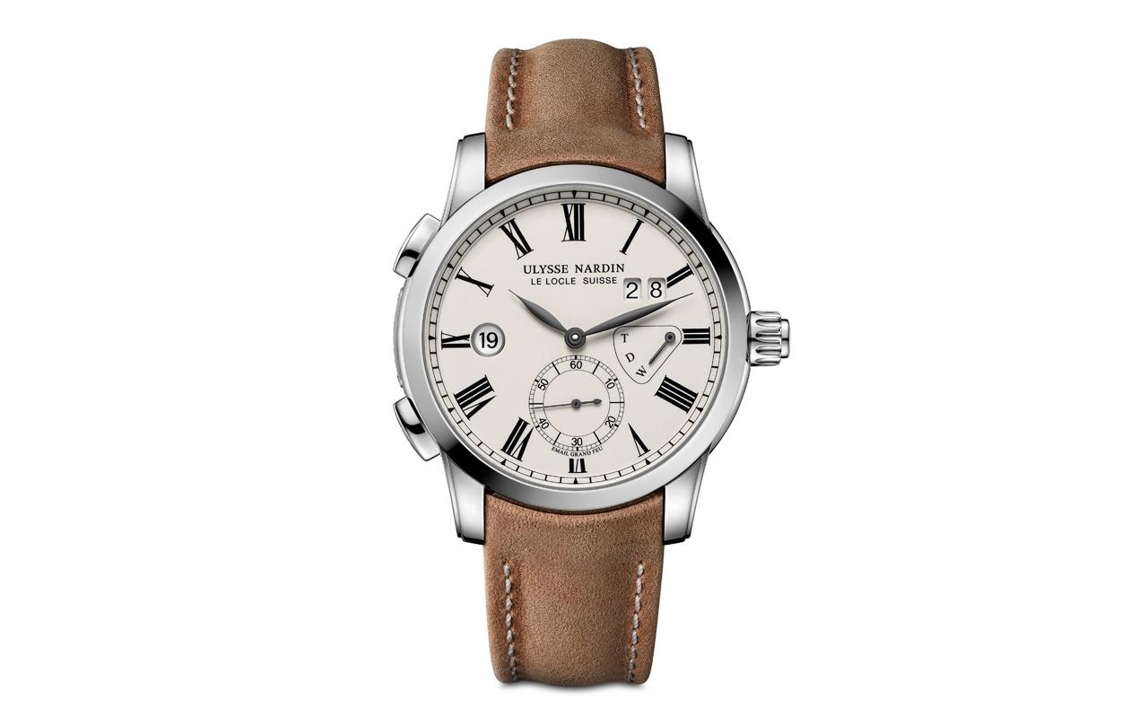 Ulysse Nardin Classic Dual Time Enamel, nueva edición boutique