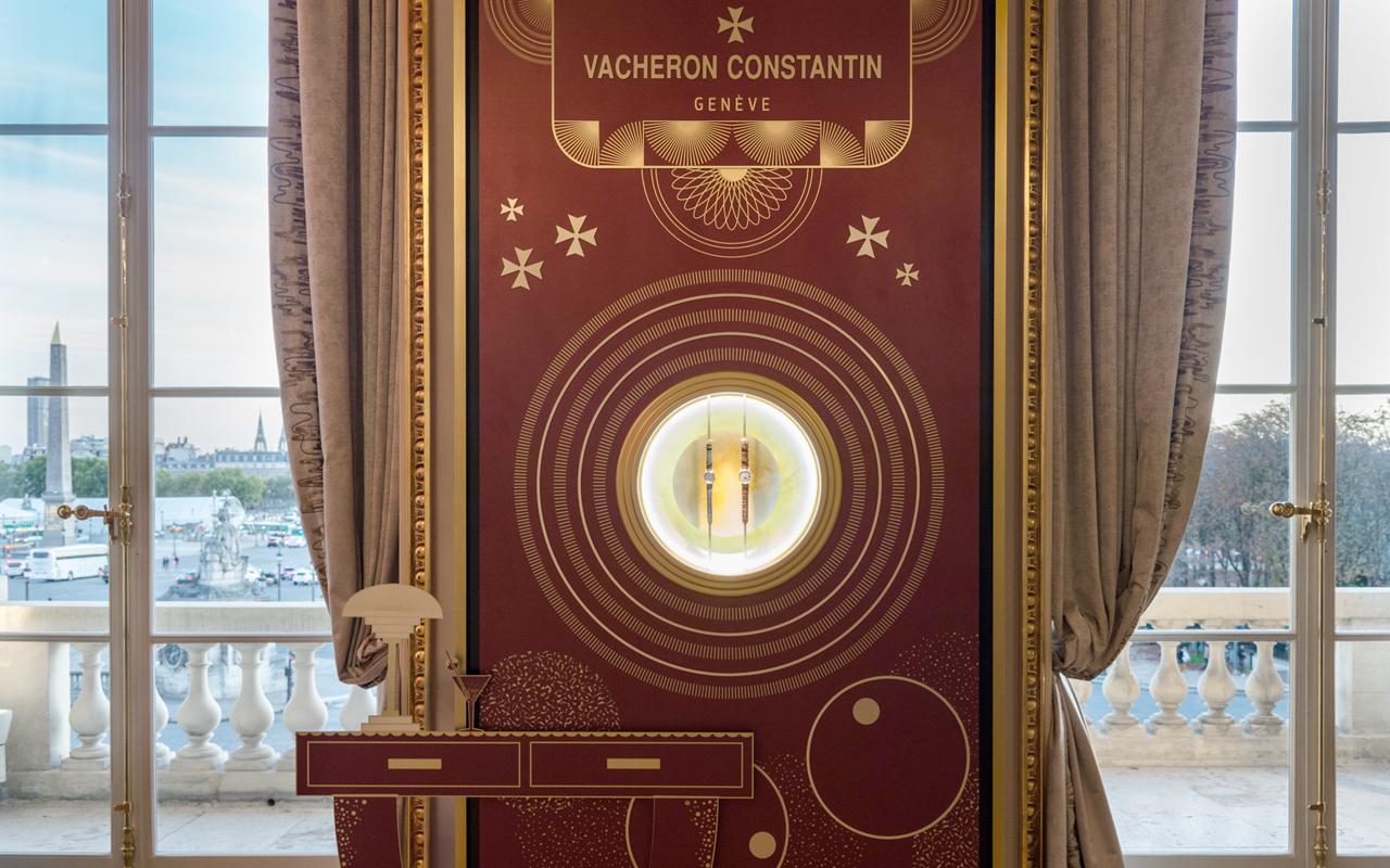 Vacheron Constantin revela su Historiques Collection en París