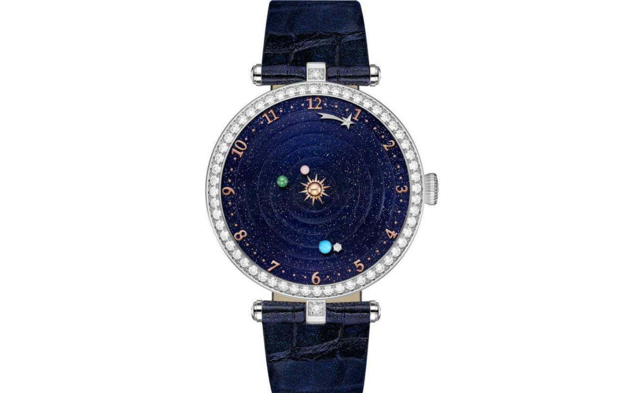 Van Cleef & Arpels, astronomía horológica