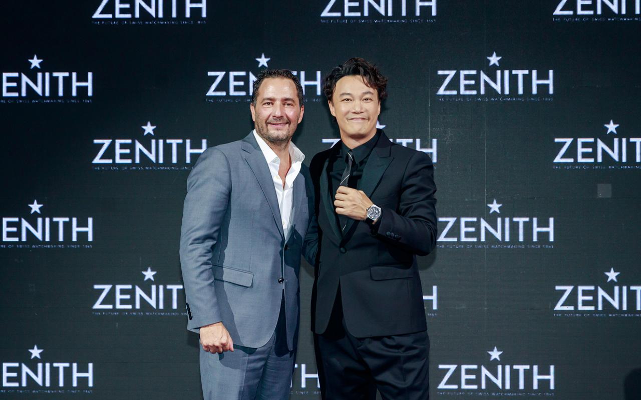 Zenith celebra al Defy Inventor